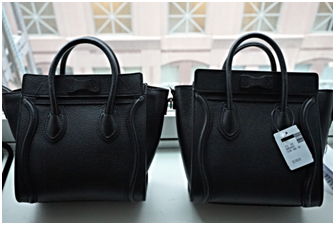 Your Bag Spa » 10 WAYS TO TELL IF YOUR CÉLINE IS FAKE (REAL VS. FAKE ... 8b9863bcdf091